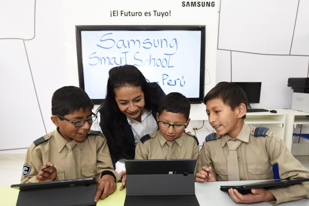 Samsung quechua 1