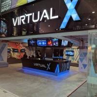 Virtual X inaugura Arcade de Realidad Virtual en el Ovalo Gutiérrez