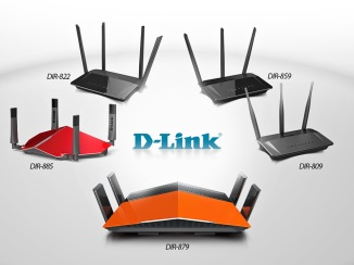 D-Link Routers 1