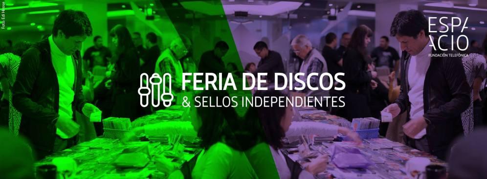 Feria Discos 1
