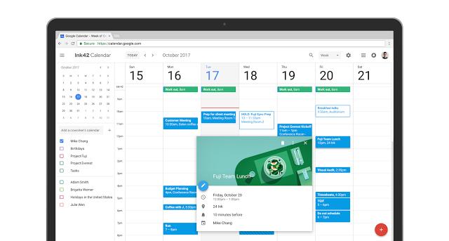 Google calendario 1
