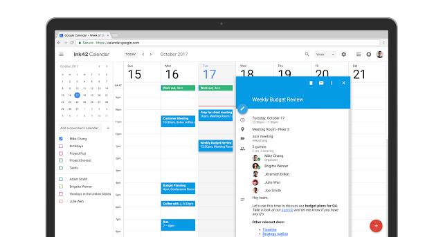 Google calendario 2