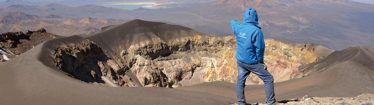 Perú contará con observatorio vulcanológico en Arequipa