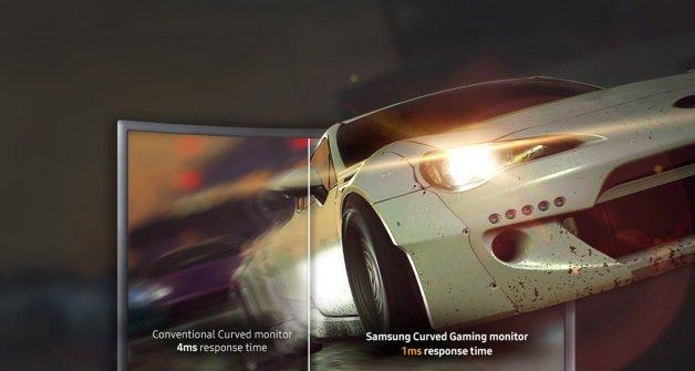 Samsung Curved 4