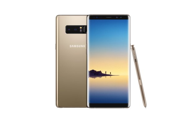Samsung Note 8 1