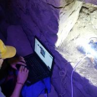 Robots ayudan a descubrir nuevos hallazgos en Chavín de Huántar