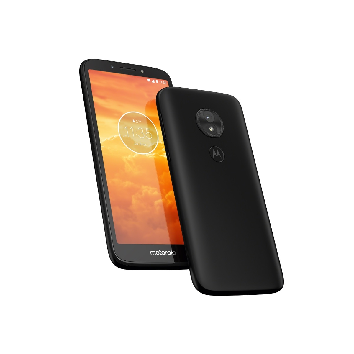 Moto e5 play con Oreo disponible en el Perú