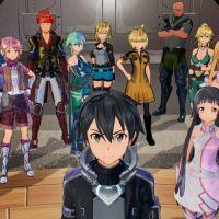 Nuevos villanos y poderosos jefes en la expansión de Sword Art Online