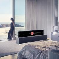 CES | El primer televisor OLED enrollable del mundo